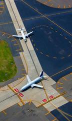 Foto de Aeroporto Internacional de São Paulo - Cumbica Guarulhos enviada por Reinaldo em 30/08/2013