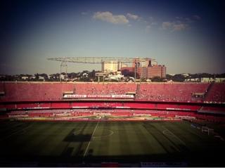 Foto de Estádio do Morumbi (Estádio Cícero Pompeu de Toledo) enviada por Lucas Medeiros em 25/11/2013