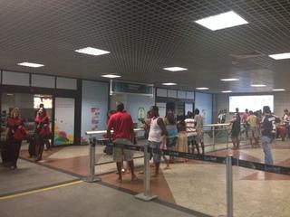 Foto de Aeroporto Internacional de Salvador-Deputado Luís Eduardo Magalhães enviada por Eric Santos em 14/12/2013