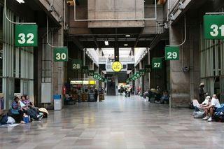 Foto de Terminal Rodoviário Tietê enviada por Apontador em 08/01/2014